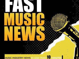 Fast Music News Podcast